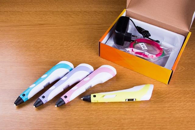 Поделки с помощью 3d ручки